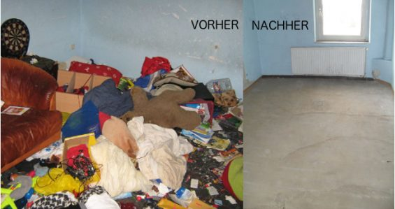 Entrümpelung-Gladbeck-Entrümpelungsprofis-NRW