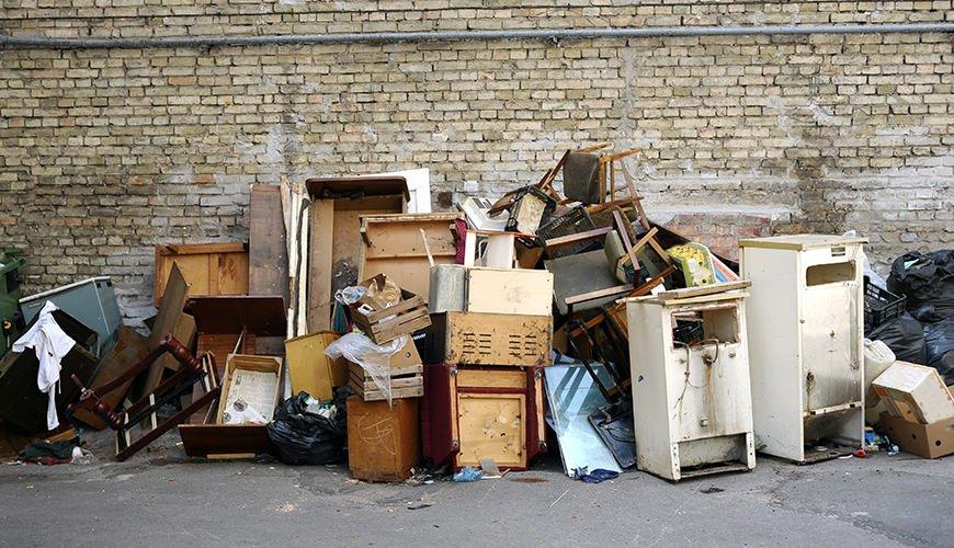 Wohnungsauflösung in Gladbeck